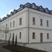 Malba na fasádu Raškovice