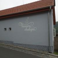 Malba na fasádu Štramberk